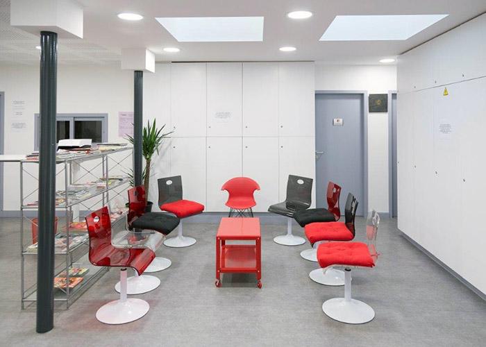 Salle d'attente - Pôle Santé Bastide