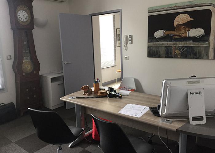 Cabinet du Docteur Hermann Neuffer