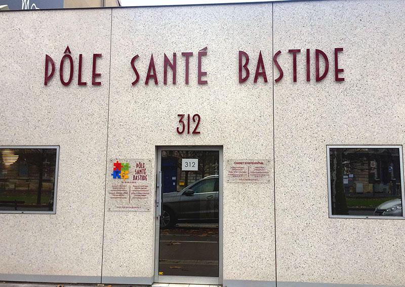 Pôle Santé Bastide extérieur